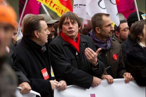 Pour Bernard Thibault, le numéro un de la CGT, la suppression du jour de carence «était une revendication unanime, tant des syndicats que de l'ensemble des fonctionnaires.»
