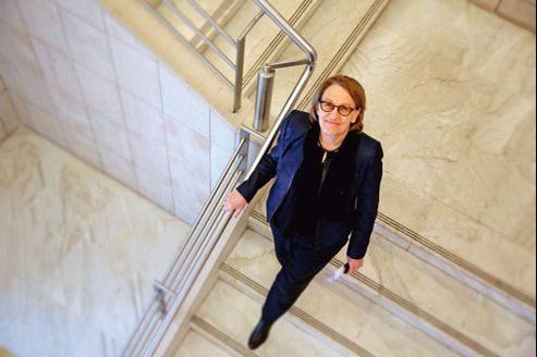 Marylise Lebranchu, la ministre de la Fonction publique.