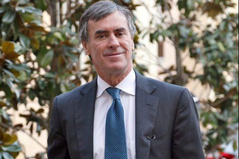 Jérôme Cahuzac, ministre du Budget.