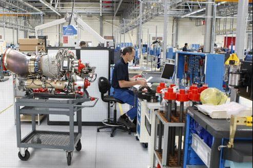 La productivité des salariés français par heure travaillée s'élevait à 45,40 euros en France en 2011, dans le haut du palmarès européen. Crédit photo: François BOUCHON / Le Figaro.