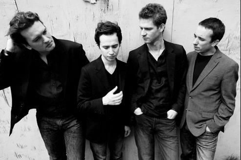 Le dernier enregistrement du jeune Quatuor Ébène arrive en tête de notre sélection de la semaine. Photo: DR