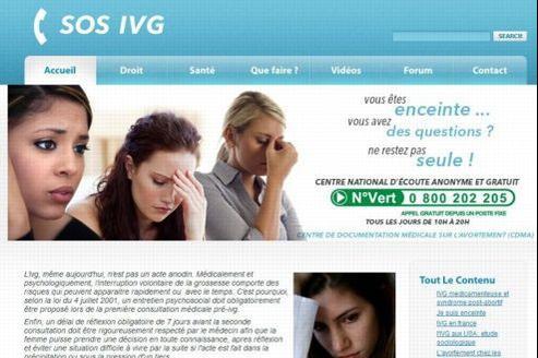 La stratégie insidieuse des anti-IVG sur le Net