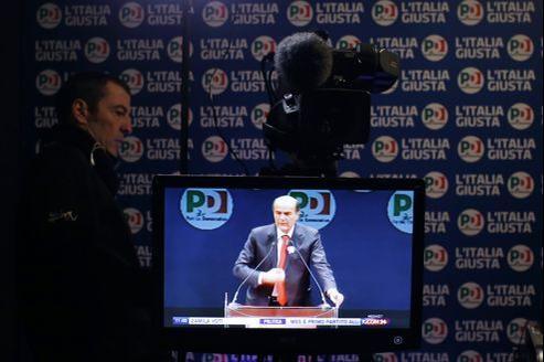 Pier Luigi Bersani obtient certes un léger avantage en sièges dans les deux chambres, mais il a perdu trois millions d'électeurs par rapport à 2008.