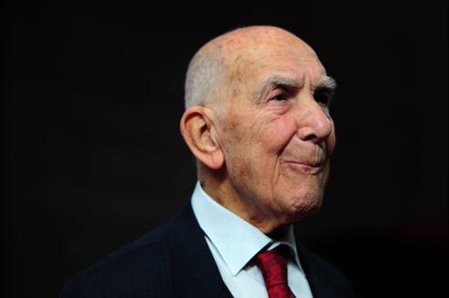 Stéphane Hessel est décédé à l'âge de 95 ans.