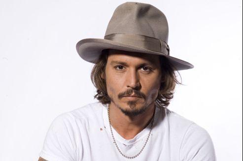 Johnny Depp est de retour en 2013.