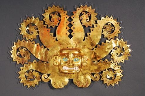 Walter Alva est à l'origine de la restitution de la «Mona Lisa péruvienne», dieu-poulpe mochica en or, aujourd'hui symbole du Pérou préhispanique.