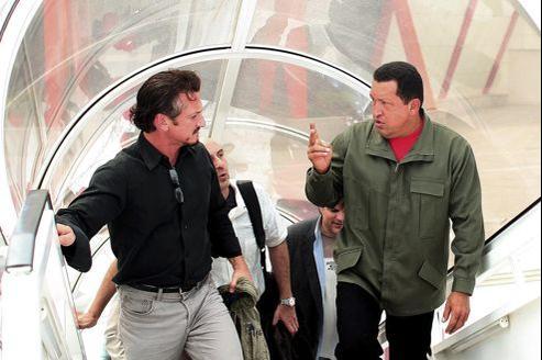 En 2008, Sean Penn avait rendu visite à Hugo Chavez. L'acteur avait ensuite publié une tribune sur le Huffington Post intitulée «Une montagne de serpents».