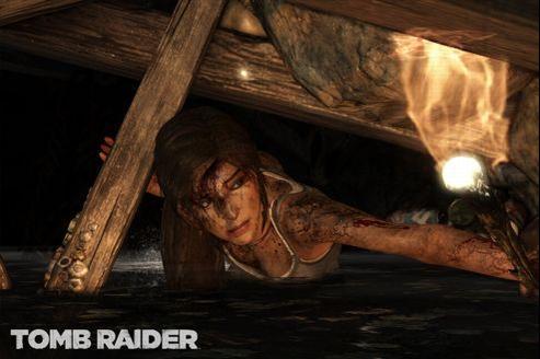 La genèse de Lara Croft, un épisode sanglant et douloureux.