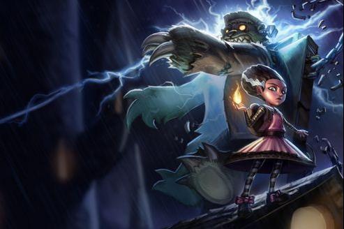 League of Legends fait partie des jeux vidéo les plus visionnés sur les plates-formes telles que YouTube ou Dailymotion.