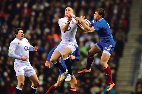 Le match de rugby Angleterre-France, diffusé sur France 2 le 23 février, a réalisé 19% de part d'audience.