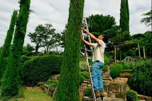 Emploi domicile l 39 inqui tude grandit Travaux de jardinage a domicile