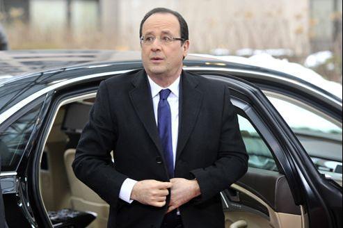 François Hollande compte décrire avec «lucidité» la situation économique du pays.