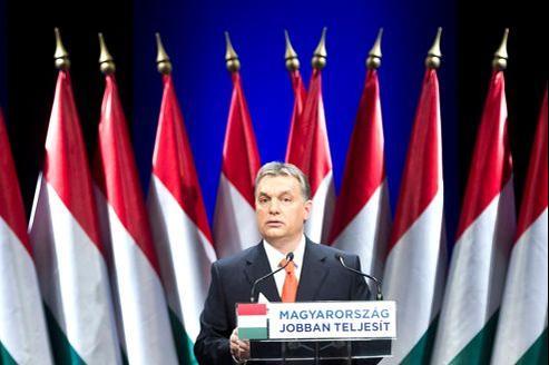 Hongrie: Viktor Orban met l'extrême droite à l'honneur