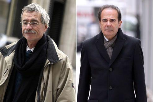 Renaud Van Ruymbeke et Roger Le Loire vont mener les investigations dans le cadre de l'information par le parquet de Paris.