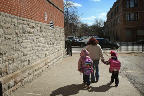 Chicago décide la fermeture de plus de 50 écoles