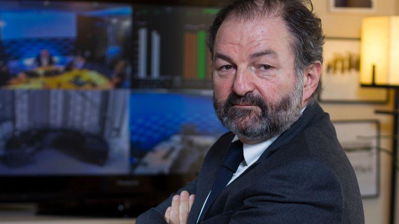 Denis Olivennes: «Nous sommes devenus un groupe de médias enrichis et connectés».
