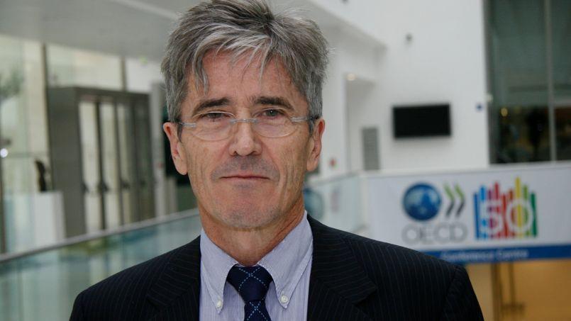 Adrian Blundell-Wignall, directeur adjoint des Affaires financières, OCDE. Crédit: DR