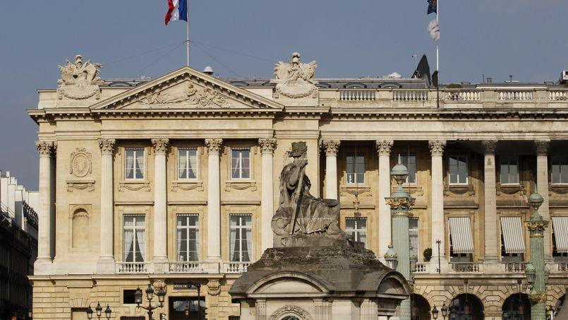 Le palace mythique sera rénové dans un style XVIIIe.