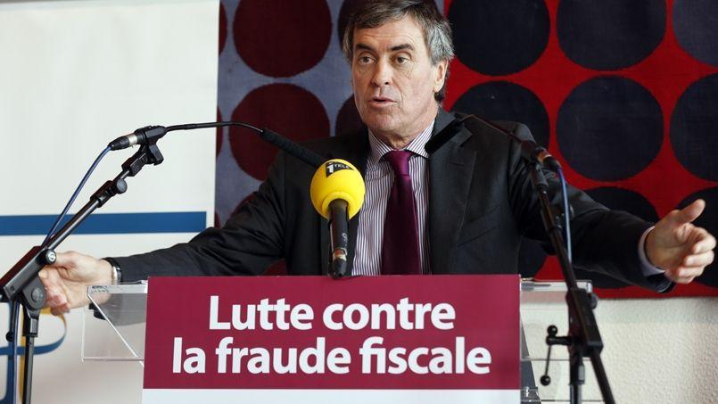 Jérôme Cahuzac, le 20novembre à Paris.