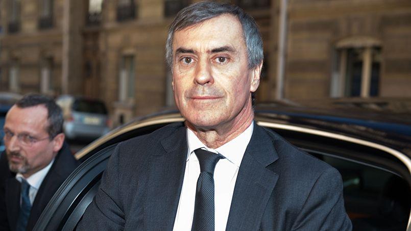 Jérôme Cahuzac, entendu par les juges, ce mardi.