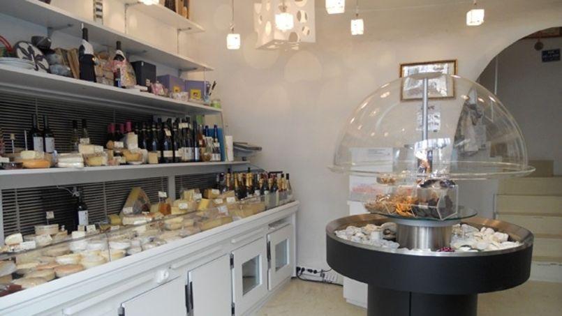 La boutique-salon Hisada, dans le Ier arrondissement.