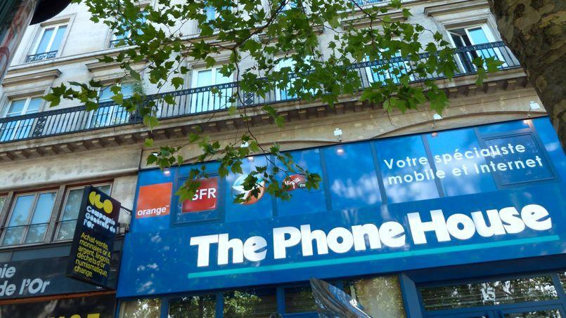 «Nous sommes en négociations avec Orange», a assuré Guillaume Van Gaver, PDG de The Phone House.