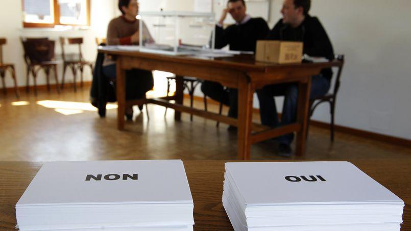 Par référendum, l'Alsace dit non à la fusion des collectivités
