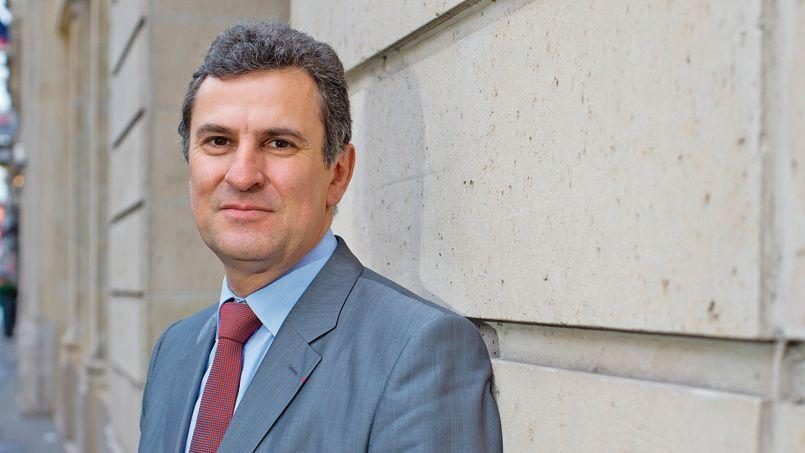 Philippe Carli, directeur général du groupe Amaury.