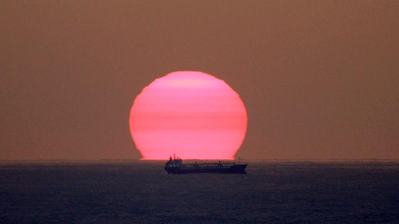 Le plateau marqué par les températures globales serait dû à une absorption plus importante de la chaleur par les océans.