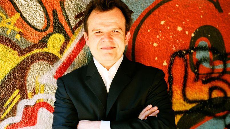 François-Xavier Roth, chef de l'orchestre Les Siècles, dont l'album Debussy arrive en tête de notre palmarès.