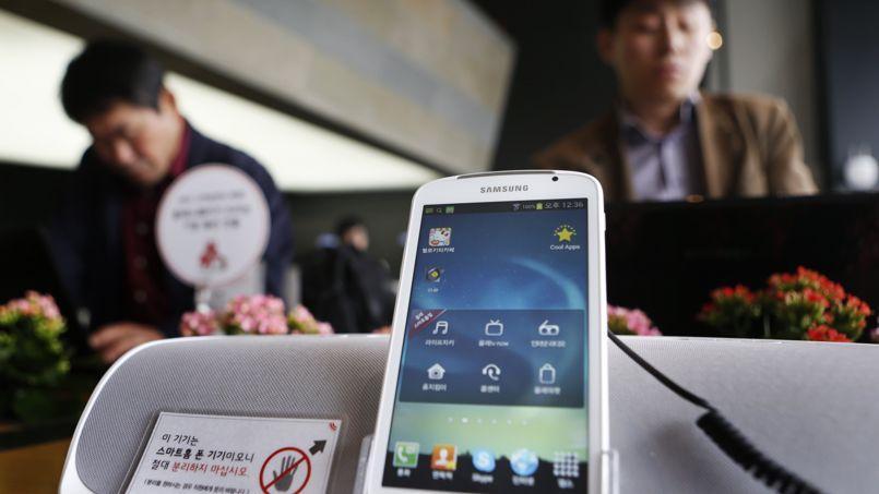 Smartphones : Samsung et LG ont éteint la concurrence en Corée