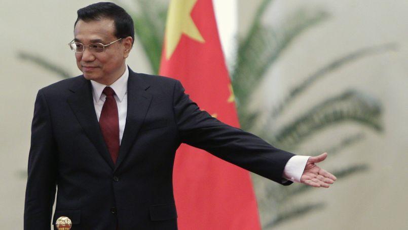 Li Keqiang, le nouveau premier ministre chinois.