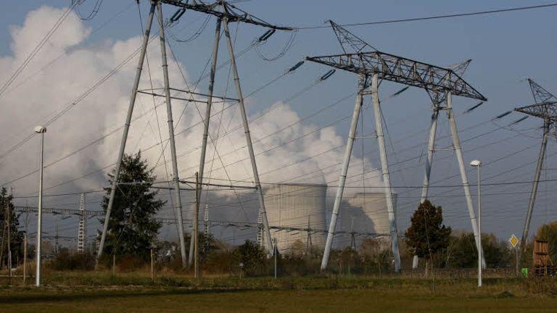 L'Autorité de la sûreté nucléaire a mené 2093 inspections en 2012. Crédit: Jean-Christophe Marmara/Le Figaro