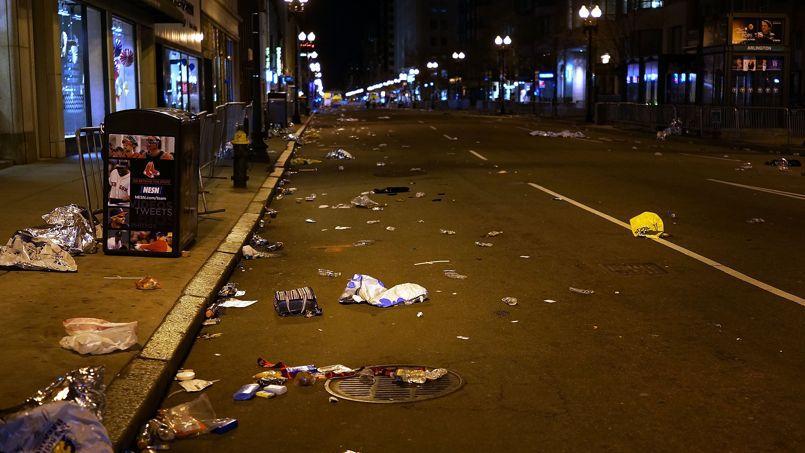 Le choix de viser le marathon de Boston «peut paraître étrange pour des terroristes internationaux», estime Alain Bauer.