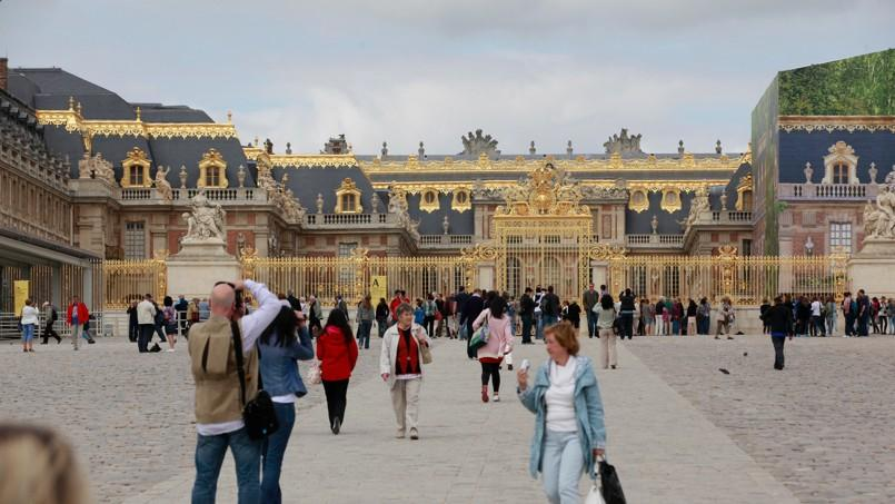 Versailles a été le premier à ouvrir la brèche de l'hôtellerie de luxe.