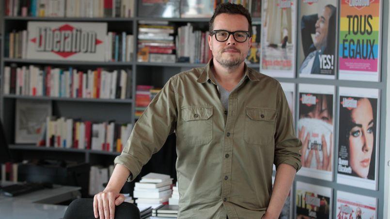 Nicolas Demorand: «Ce qui est bien à Libé, c'est qu'on s'engueule vite et publiquement».