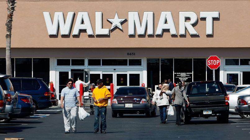 Wal-Mart envisage de faire appel à ses clients en magasin pour livrer ses clients qui ont passé une commande en ligne.