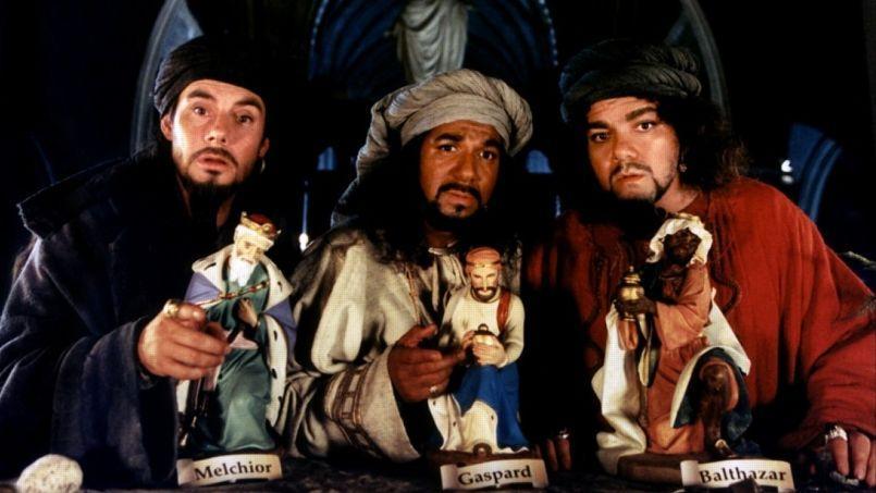 Bernard Campan, Pascal Légitimus, et Didier Bourdon, les Rois mages d'Internet.