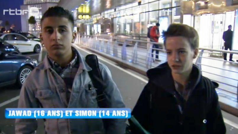 Ce reportage sur deux adolescents de 14 et 16 ans, se rendant très facilement en Turquie, a créé la polémique en Belgique.