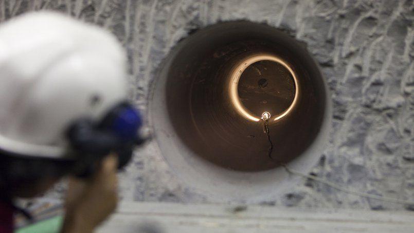 Nucléaire: un tunnel d'étude au Larzac