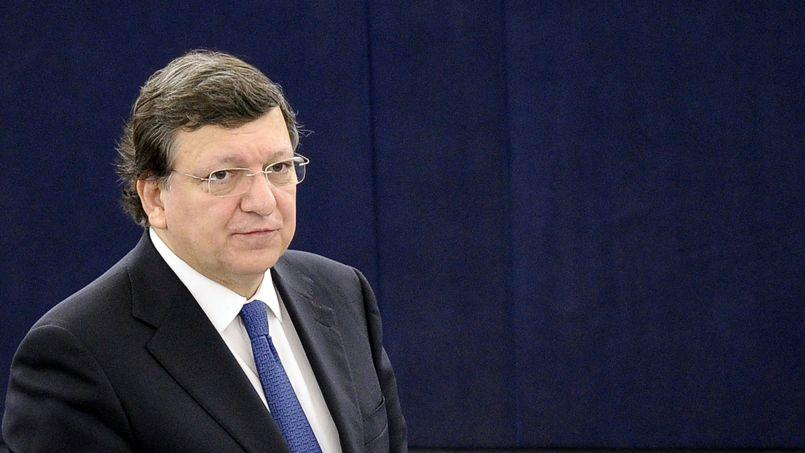Le président de la Commission européenne, José Manuel Barroso.
