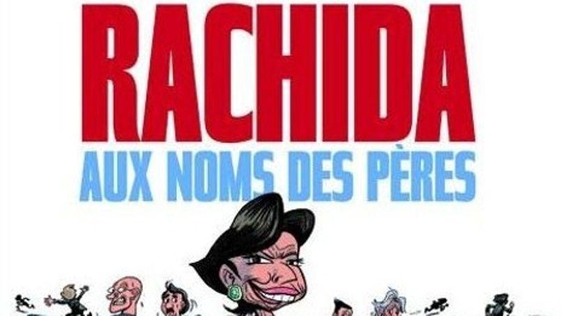La bande dessinée politique Rachida, aux noms des pères ne fera pas l'objet d'une interdiction de parution. ©12Bis