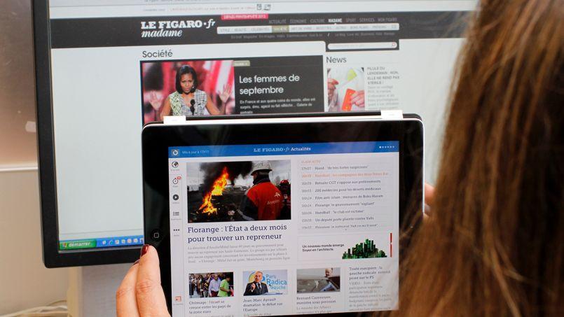 Les consommateurs français estiment à 3182euros par an leur consommation de médias, tous supports confondus (en ligne et hors ligne).