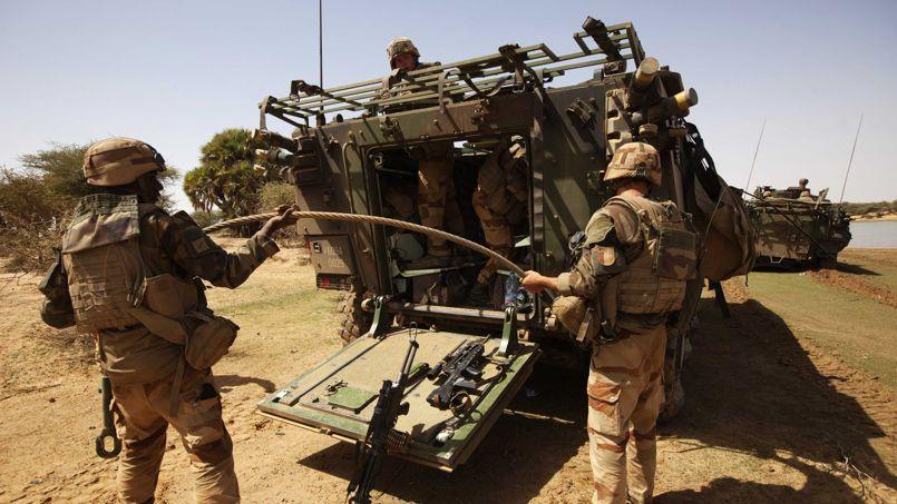 Des soldats français au Mali.