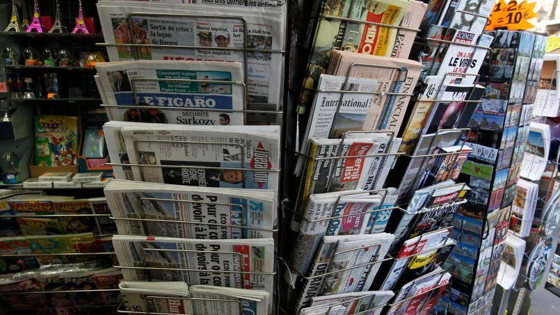 Le secteur de la presse a bénéficié de 395millions d'euros d'aides au titre du budget 2013.