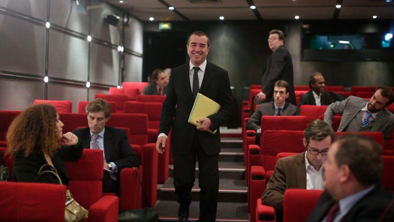 Arnaud Lagardère, PDG du groupe qui porte son nom: «Je suis prêt à étudier la reprise des 80% que Vivendi détient et à les introduire en Bourse à des conditions favorables.»