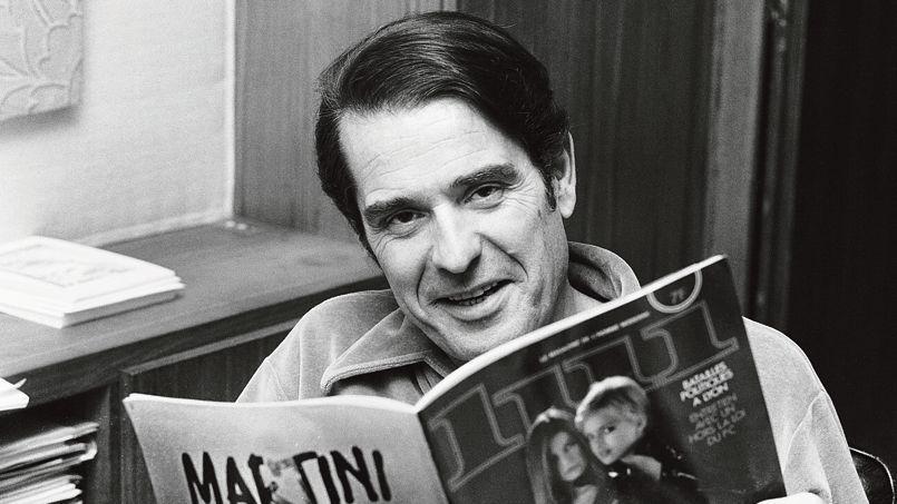 Le magazine «Lui» fut créé en 1963, par Daniel Filipacchi (photo) et Frank Ténot.
