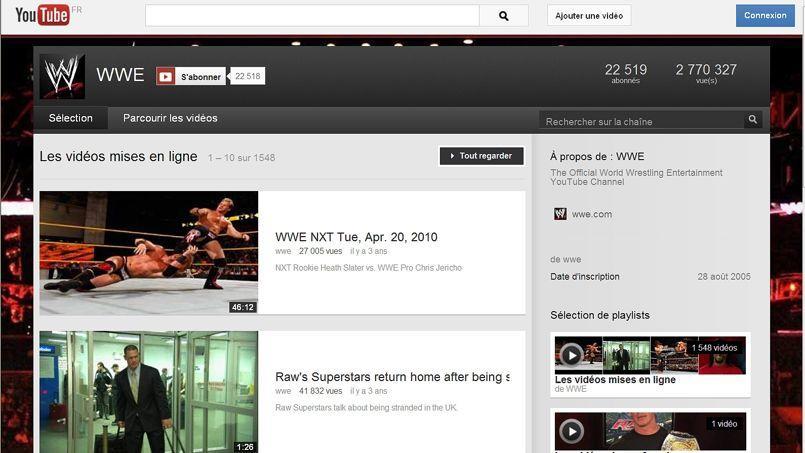 YouTube va lancer ses premières chaînes par abonnement