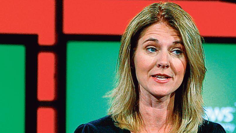 Tami Reller, directrice financière et marketing de la division Windows.
