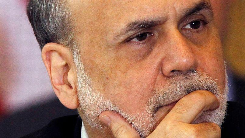 Ben Bernanke, le patron de la Réserve fédérale américaine.